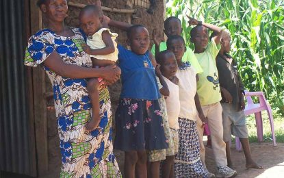 New Homes for Widows (Kenya)