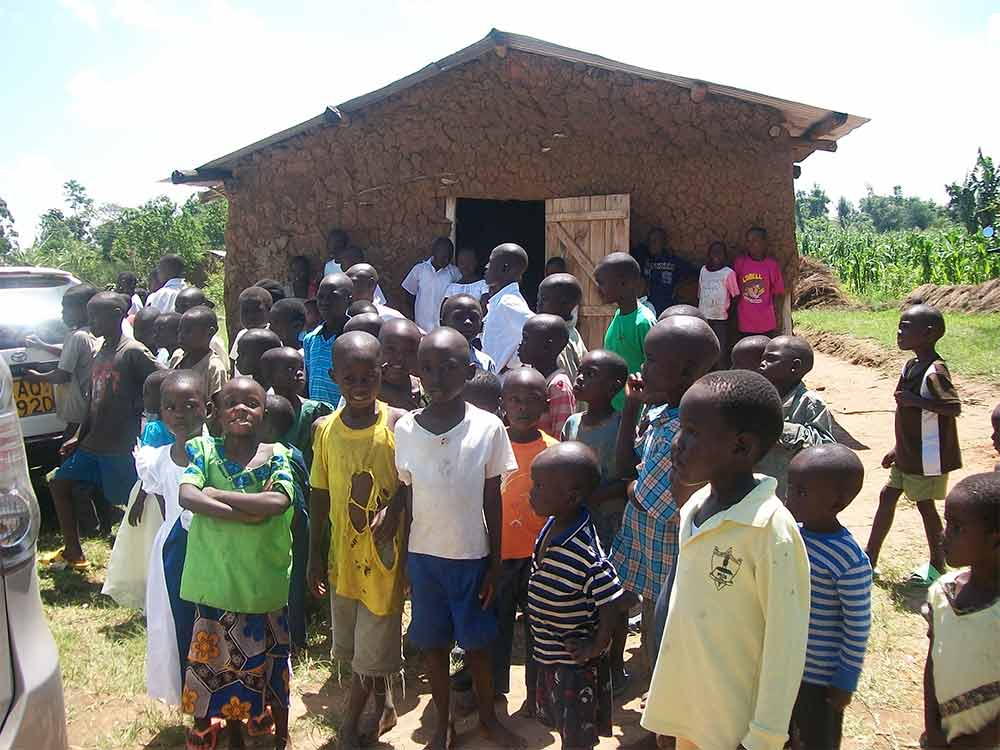 Help for Immunization of Orphans and A Revival