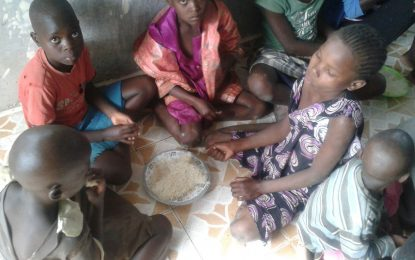 Feeding the Orphans at a Time of Flood