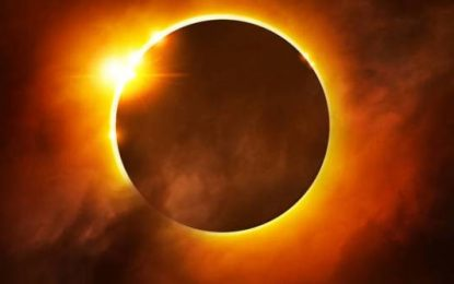 My Dream About The Eclipse